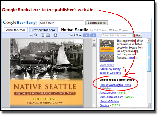 how to find the publisher of a website  IRIS: Books and e-books